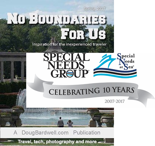 No Boundaries For Us Featuring Special Needs Group
