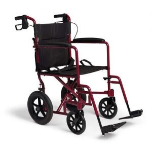 Transport/Companion Wheelchair Rented by Special Needs Group