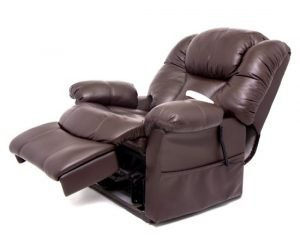 Lift Chair with Remote Control Rented by Special Needs Group