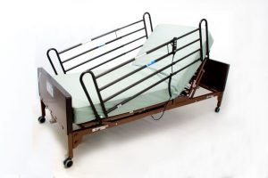 Hospital Bed Rented by Special Needs Group