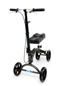 Knee Walker by Drive Medical with Hand Brakes Rented by Special Needs Group