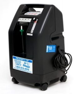 Stationary Oxygen Concentrator Rented by Special Needs Group
