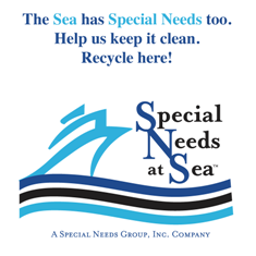 SPECIAL NEEDS AT SEA A SUPPORTING SPONSOR OF CRUISE3SIXTY