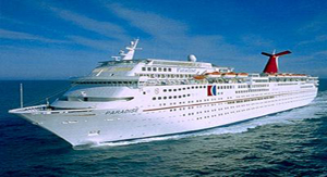 Carnival Paradise Cruise Ship - Mobility and Oxygen Rentals Provided by Special Needs Group