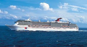Carnival Miracle Cruise Ship - Mobility Equipment and Oxygen Rentals Available through Special Needs Group