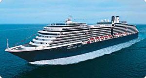 Cruise Scooter Rental - ms Eurodam