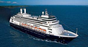 MS Rotterdam - Oxygen Rental