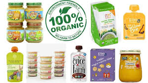 Specialty Organic Food Items Sold by Special Needs Group