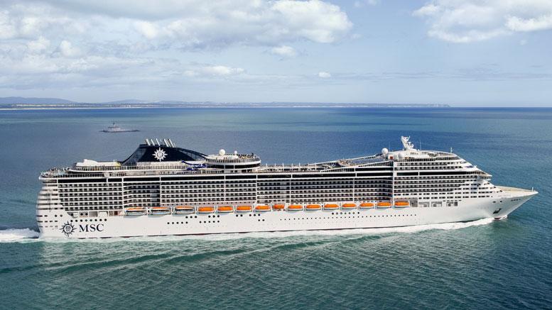 Accessible MSC Divina Cruises